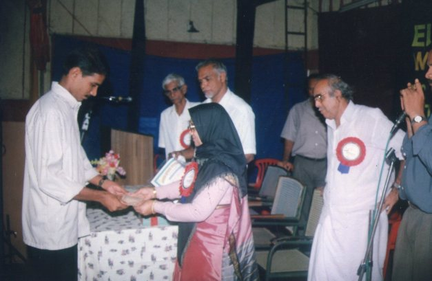 KGCE Toppers Award Distribution July-1996